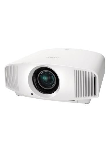 Sony VPL-VW270ES Beyaz Ev Sineması Projektörü Renkli